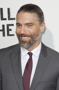 He cleans up nicely - Anson Mount Anson Mount Bio | Anson Mount Pictures & Photos - AMCs Hell on Wheels Season 2 ...