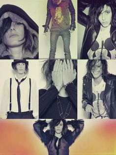#Kate Moennig's style and attitude is a favorite.