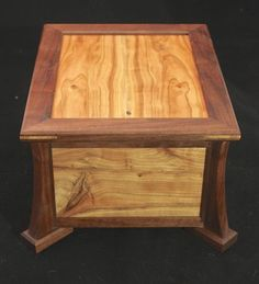 Easy Woodworking Projects Anyone Can Do – Hobby Is My Life Woodworking Jewellery Box, Woodworking Box, Woodworking Projects That Sell, Woodworking Furniture, Woodworking Classes, Woodworking Videos, Custom Woodworking, Small Wooden Boxes, Wooden Jewelry Boxes