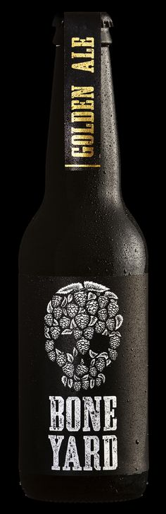 Boneyard Golden Ale 4.5% 50 IBU Aggressively hopped and inherently unbalanced…