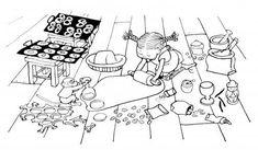 Pyssla | Astrid Lindgren