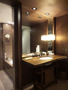andaz东京   客房卫生间