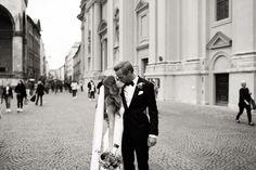 Brautpaarshooting im Hofgarten in München | Hochzeitsfotografin Christiane Wunsch Courtyard Gardens, Wish