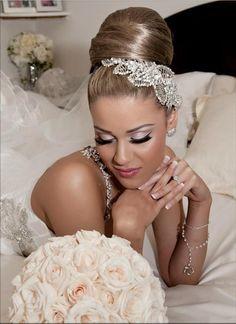 Stunning Bridal hair