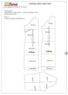 Ao dai sizes 82 64 88 a4