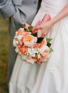 Handtied Wedding Bouquet Workshop - Charmed Flowers