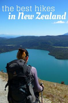The best half-day and day-hikes in New Zealand!