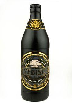 Yebisu Dark Malt