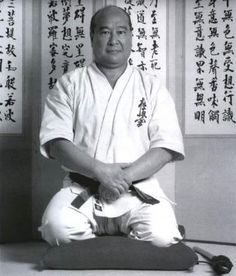 "Mas Oyama, founder of Kyokushin karate, which means ""the search for the ultimate truth"". It's known to be the first and most influential style of full contact karate. Kyokushin now has more than10 million practitioners in more than 120 countries."