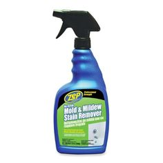 Zep No-Scrub Mold and Mildew Stain Remover - commercial dance ideas Cleaning Mold, Cleaning Chemicals, Toilet Cleaning, Cleaning Hacks, Cleaning Supplies, Cleaning Products, Remove Mildew Stains, Mold And Mildew, Clean Toilet Bowl