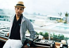 And so does Pharell :)
