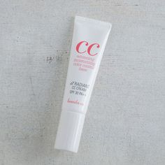 After your skincare regimen, apply CC cream to a fresh face using fingers, sponge, or brush of your choice. A small pump of this formula goes a long way! Asian Makeup, Cc Cream, Fresh Face, Korean Skincare, Skin Care Regimen, Sun Protection, Korean Beauty, Whitening, Moisturizer