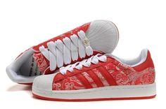 Pantofi magazin online de Domnul Adidas Superstar II W flori Red White Mode Adidas, Adidas Men, Adidas Sneakers, Shoes Sneakers, Foot Locker, Adidas Superstar Blanche, Superstar Ii, Vans Checkerboard, Running Shoes On Sale