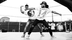 HipHopDancePortrait Kenzo And Shay By #MrOfColorsP by MrOfColors Photography