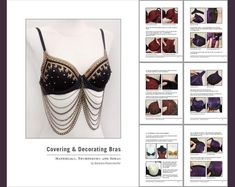 Belly Dance Scarf, Bra Pattern, Belly Dance Costumes, Belly Dancers, Bra Lingerie, Cover, Fabric, Fashion Design, Outfits