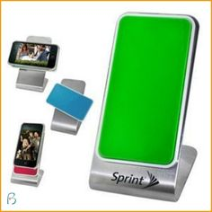 Trade show giveaways mobile phone holder