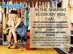 #Tryngo Partagez vos #vêtements