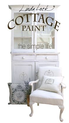 Cottage Paint  new to Canada....awesome , as good as Annie Sloane.