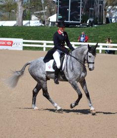 Mary King and Fernhill Urco looking good at Rolex. watched their test and it was fantastic!!