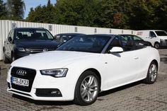 Audi A5 Cabrio 170 PS #cars