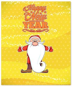 Happy New Year! #newyear #wishes #greetings #cards