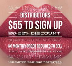 How to make extra money and work from home as a make-up distributor. Get a free car, free vacation, and free products. Best job ever!