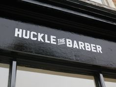 Huckle the Barber identity.