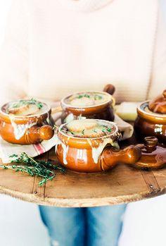 Mandy Kellogg Rye's French Onion Soup Recipe on Design*Sponge