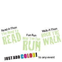 Have fun with your #fundraiser with School-A-Thon! We do anything from Color-A-Thons, Read-A-Thon's, Walk-A-Thon's etc!