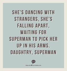 Daughtry, SUPERMAN