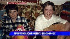 Team4Tomorrows Presents Superhero 5K