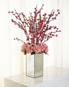 John-Richard Collection Modernist Branches Faux Floral