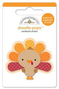 Gobble Gobble Doodlepops - Doodlebug