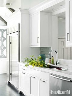 HB kitchen of the month DECember 2012. pass-through kitchen