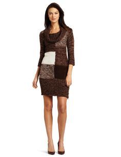 Marled and Marvelous Sweater Dress  ($39.99)