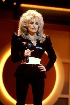 Dolly Parton, Always be confident!