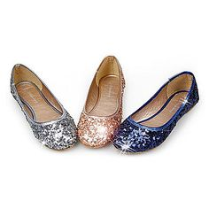 Fabric Flat Heel Ballerina Flats Shoes(More Colors) - GBP £ 11.96