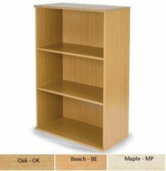 Newbury Three Shelf Wide Bookcase - Beech, Oak : Newbury Three Shelf Wide Bookcase - Beech, Oak For More Information Visit http://www.atlantisoffice.com/newbury-three-shelf-wide-bookcase-beech-oak-p-217.html