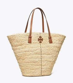 Visit Tory Burch to shop for Mcgraw Straw Shopper Tote and more Women's Handbags. Find designer shoes, handbags, clothing & more of this season's latest styles from designer Tory Burch. St Vincent Grenadines, Relax, Shopper Tote, St Kitts And Nevis, Summer Collection, Smocking, Designer Shoes, Straw Bag, Latest Fashion