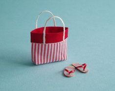 miniature bag – Etsy JA