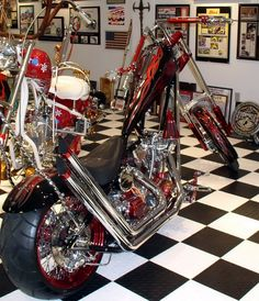old school choppers | Old School Chopper - Orange County Choppers - American Chopper