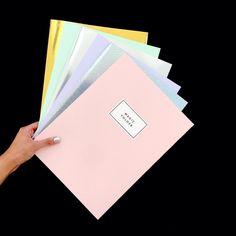Magic folders for everyone!!! // Nuestras nuevas carpetas son perfectas para guardar todos tus papeles tamaño carta o más pequeños! Encuéntralas en duos o las 6 si no puedes resistirte!!! Visita www.toystyle.co #toystyle #stationery #magicfolders #folders #pastels #metallics #holographic #silver #gold
