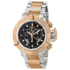 Invicta Men's 4697 Subaqua Noma Collection Watch Invicta. $499.98. Stainless-steel case; black dial; day-and-date functions. Durable flame-fusion crystal. Water-resistant to 1,640 feet (500 M). Case diameter: 50 mm. Precise and high-quality Swiss-quartz movement