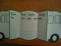 Learning With Mrs. Parker: Rosa Parks