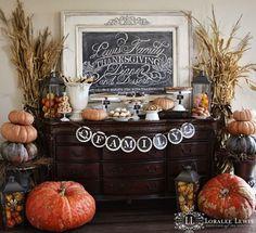 Loralee Lewis Thanksgiving