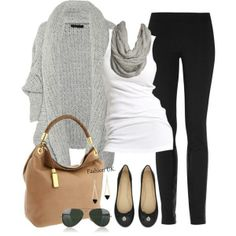 Casual warm Grey