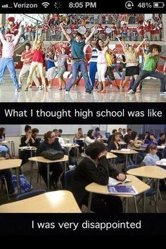 True, haha