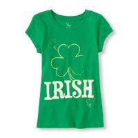 Irish graphic tee