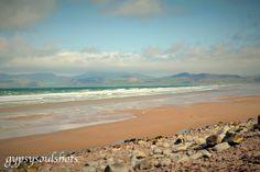 Rossbeigh Beach, Co. Kerry, Ireland, Coastal Photograph, Ireland Photograph, Landscape Photograph, Ocean Photograph, Beach Photograph © gypsysoulshots