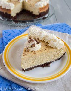 Cappuccino Cheesecake Recipe - RecipeChart.com
